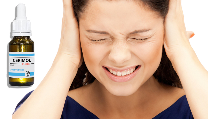 Cerimol przeciw szumom usznym: uciszysz szumy uszne i poprawisz słuch nawet w 2 tygodnie