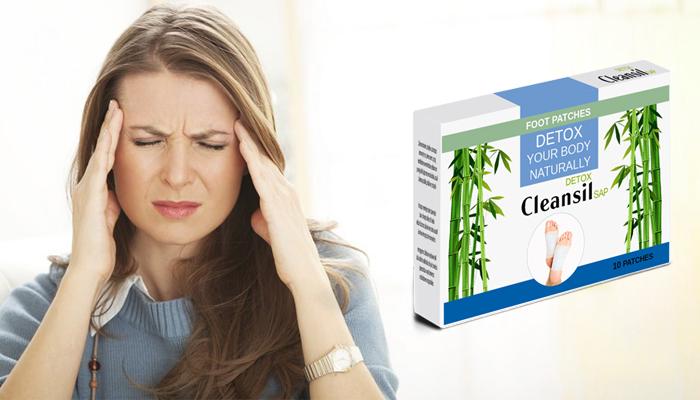 Detox Cleansil Sap przeciw toksynom: wydalisz 2 kg toksyn i metali ciężkich w 1 noc