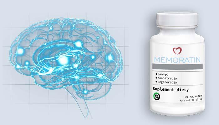 Memoratin: zwiększ potencjal śwojego mózgu do maksimum!