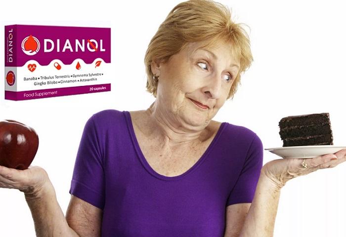DIANOL na cukrzycę: stabilizuje poziom cukru i normalizuje produkcję insuliny!