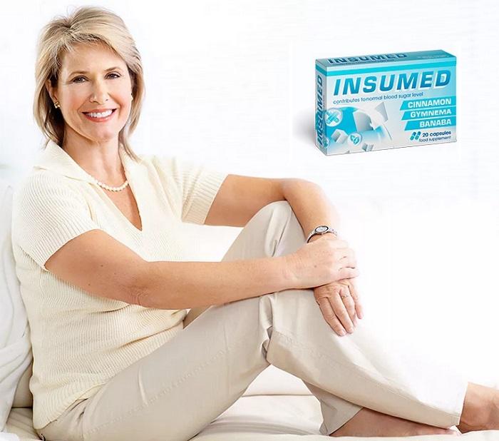Insumed na cukrzycę: stabilizuje poziom cukru i normalizuje produkcję insuliny!