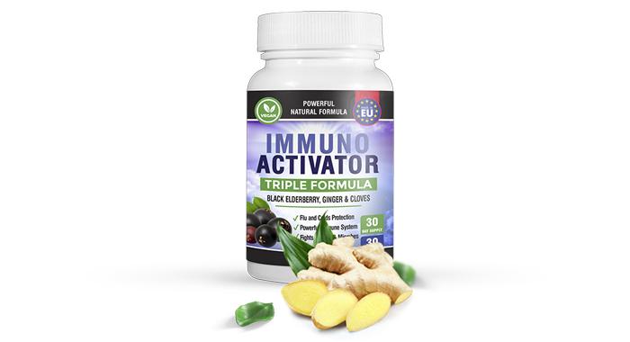 ImmunoActivator: formula dla silnej odporności