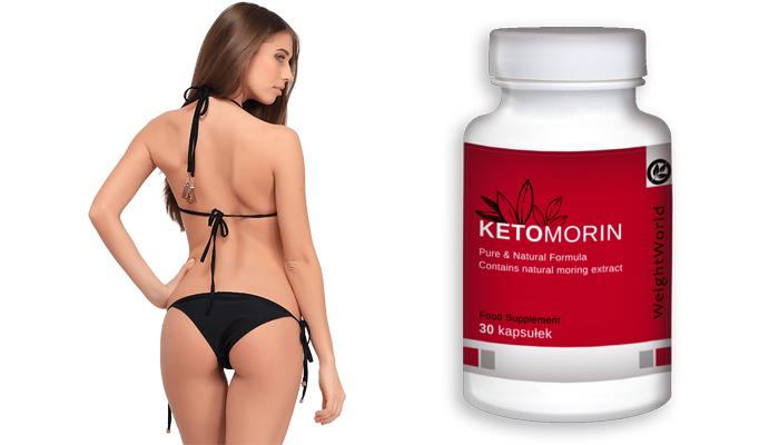 Ketomorin do utraty wagi: schudniesz 3 x szybciej i znacznie obniżysz poziom cholesterolu