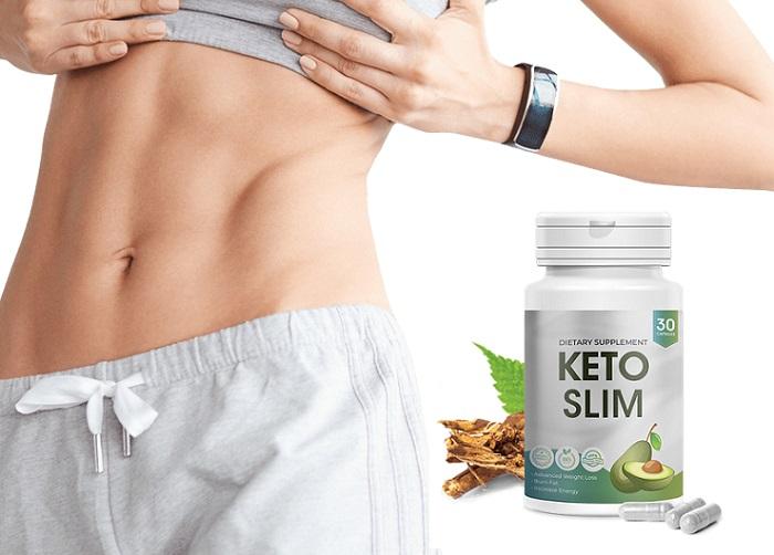 Keto Slim aby schudnąć: pozbądź się dodatkowych kilogramów bez wysiłku!