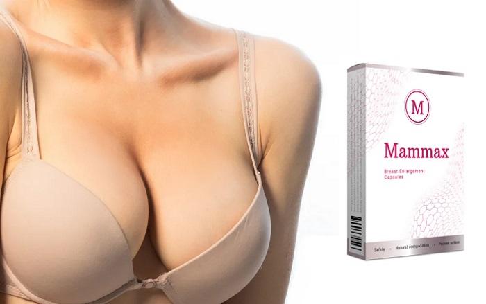 Mammax do powiększania piersi: EFEKT PUSH-UP NA ZAWSZE!