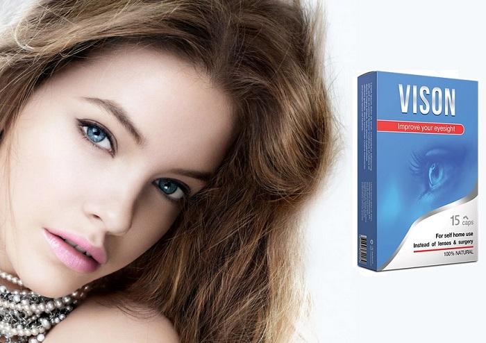 Vison dla wzroku: 100% skutecznie wspiera i  chroni wzrok!
