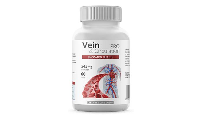 Vein & Circulation: efektywny środek na nadciśnienie