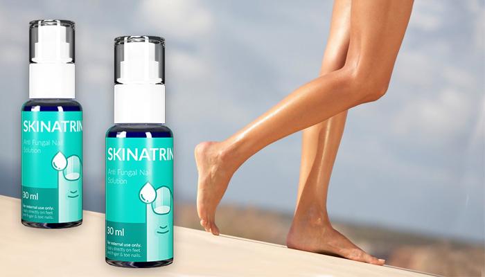 Skinatrin przeciw grzybicy: pozbędziesz się grzybicy, przebarwień i swędzenia skóry 7 razy szybciej
