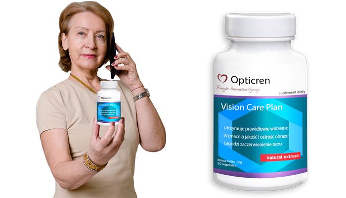 Opticren: formuła, która poprawi twój wzrok