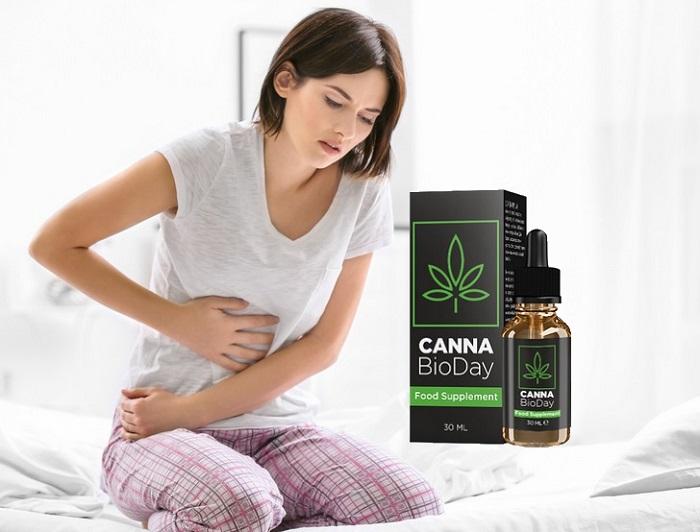 CannaBioDay ból: szybko pozbyć się wszelkiego rodzaju bólu!