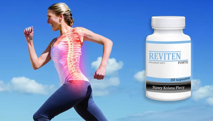 Reviten Forte do stawów: w 1 miesiąc zregenerujesz stawy,  pozbędziesz się bólu, a następnie wzmocnisz układ kostny o 67%