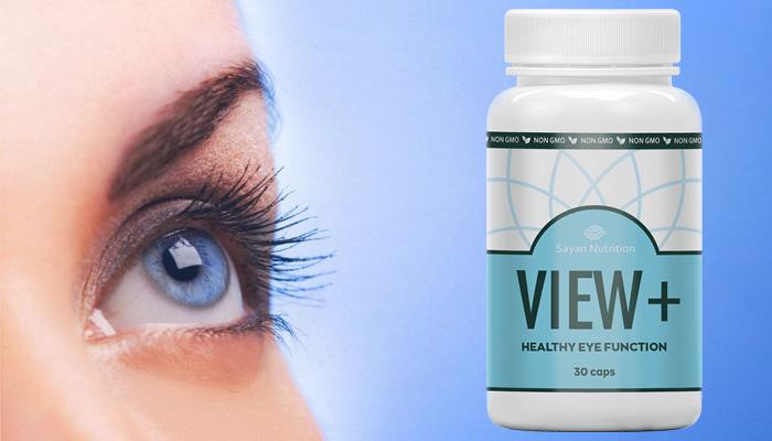 View+ dla wzroku: 100% skutecznie wspiera i chroni wzrok