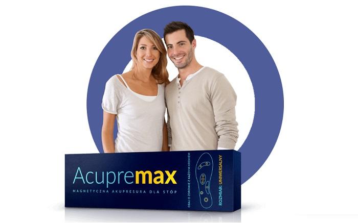 Acupremax magnetyczne wkładki: pozbyć się bólu niemal natychmiast!