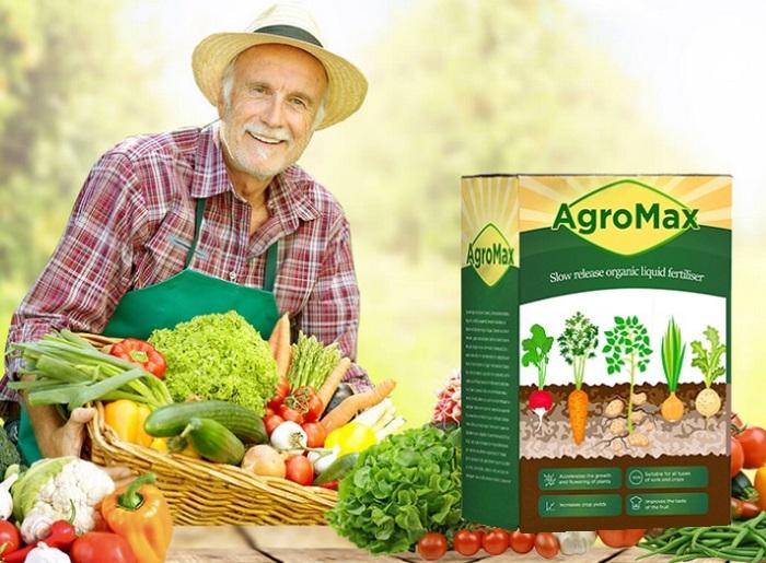 AGROMAX życiorys: nawóz organiczny dla zwiększenia wzrostu upraw ogrodniczych!