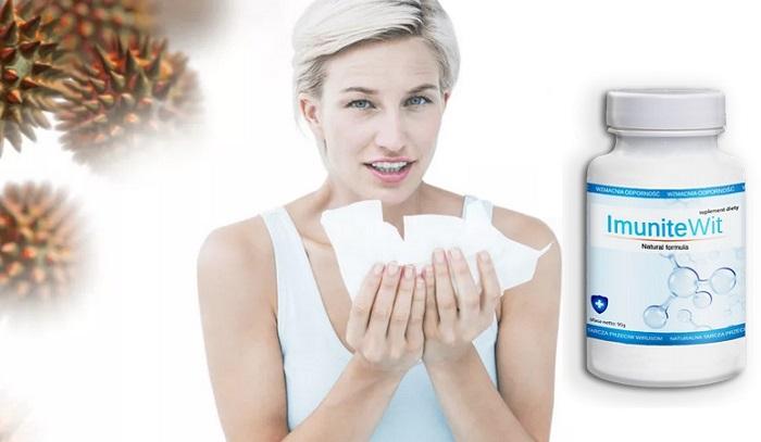 ImuniteWit dla odporności: z nową formułą zbudujesz silną tarczę odporności w dobie groźnych wirusów!