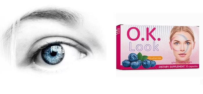 OK LOOK dla wzroku: już czas odzyskać twój wzrok!