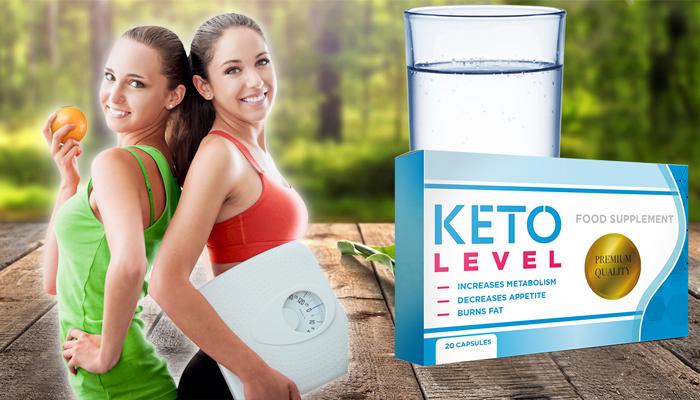 Keto Level do utraty wagi: podwójny cios dla zbędnych kilogramów!