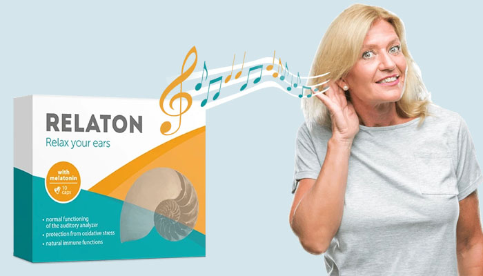 Relaton dla słuchu: przywróć zdrowie uszu na poziomie komórkowym