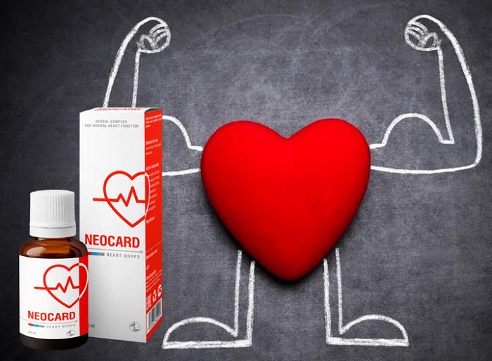 NEOCARD nadciśnienie tętnicze: ciśnienie w normie z pierwszego zastosowania i na zawsze!
