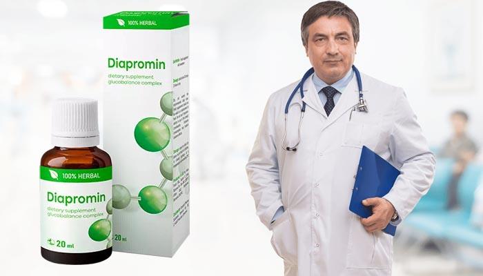 Diapromin przeciwko cukrzycy: eliminuje powikłania i ułatwia życie chorych na cukrzycę