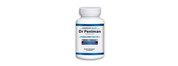 Dr. Peniman na potencję: silna erekcja nawet po 60 roku!