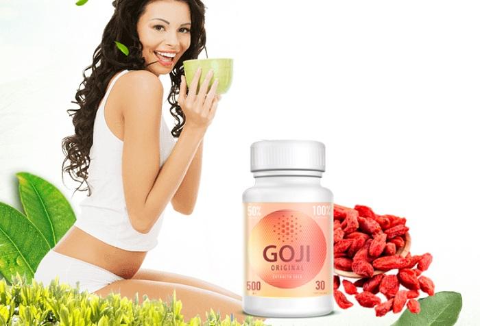 GOJI BERRY do utraty wagi: zmień codzienny rytuał picia herbaty w sesję walki o zdrowie z Goji!