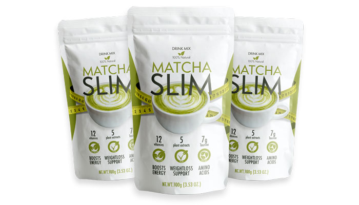 Matcha Slim do utraty wagi: spalaj męski tłuszcz prawidłowo!