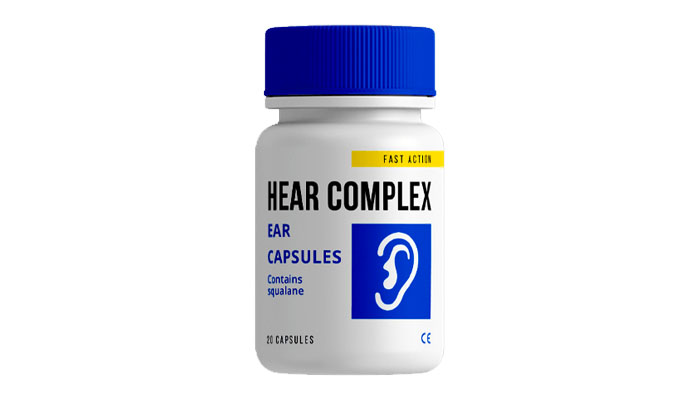 HEAR COMPLEX dla słuchu: skuteczny sposób na przywrócenie słuchu