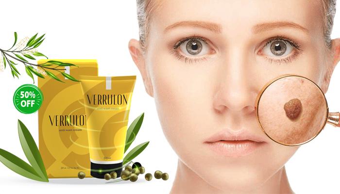 Verrulon na wady skórki: zwalcza wady skóry i piegi