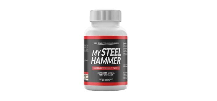 My Steel Hammer na potencję: przywraca wigor i sprawność każdemu mężczyźnie!