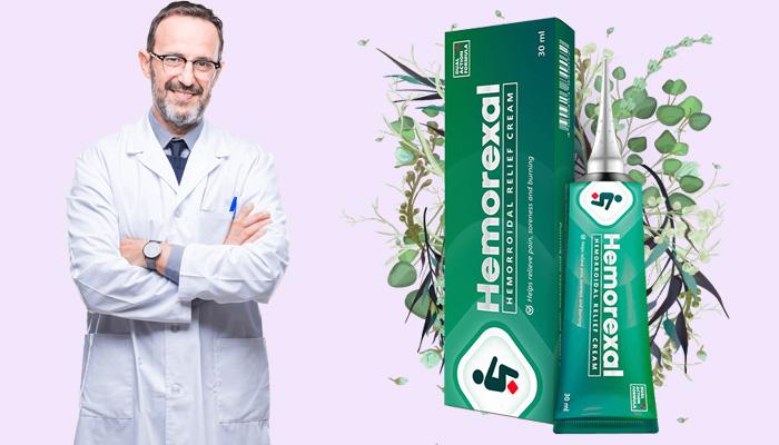 Hemorexal przeciw hemoroidom: szybka ulga w bólu i eliminacja innych objawów