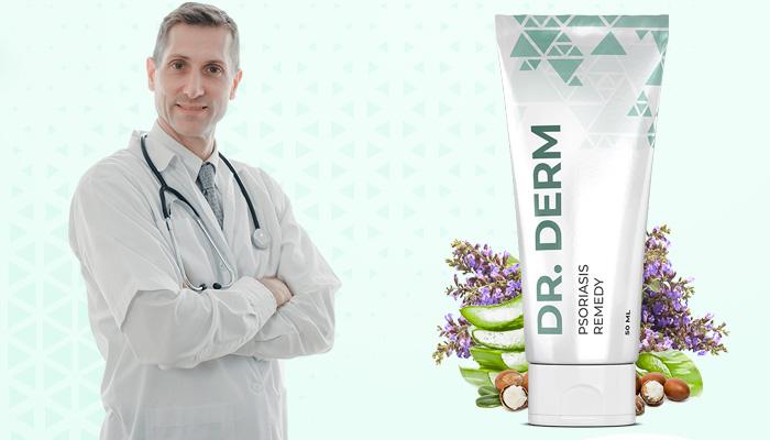 Dr.Derm przeciwko łuszczycy: niech łuszczyca pozostanie w przeszłości!