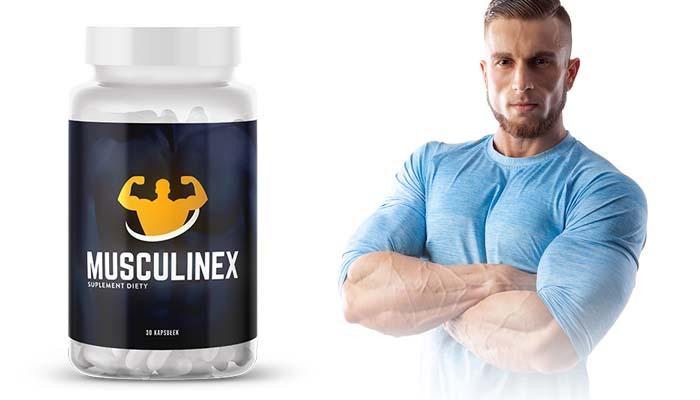 Musculinex na wzrost mięśni: zyskaj muskularna sylwetkę bez wysiłku