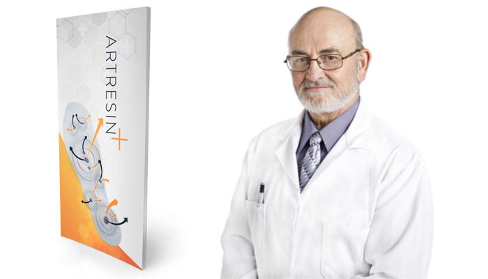 Artresin Plus przeciw bólowi: 4-tygodniowa kuracja eliminacji bólu