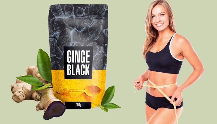 GingeBlack do utraty wagi: sekret Twojej smukłej sylwetki