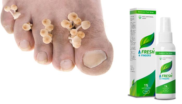 Fresh Fingers przeciwko grzybicy: zadbaj o zdrowie swoich stóp!