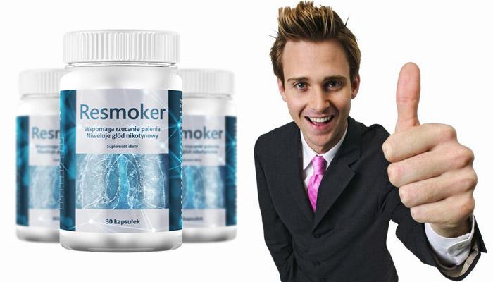 Resmoker przeciw paleniu: prosty krok, aby rzucić palenie