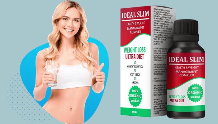 Ideal Slim do utraty wagi: ma silny wpływ na przyspieszenie metabolizmu i spalanie tłuszczu