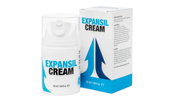 Expansil Cream na powiększenie penisa: złoty standard dla mężczyzn
