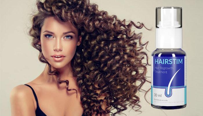 Hairstim na porost włosów: atrzymać łysienie i wyhodować nowe włosy w 9 dni