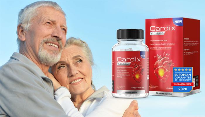 Cardix Forte: udrożnij swoje tętnice w zaledwie 3 miesiące i uchroń swoje serce przed zawałem