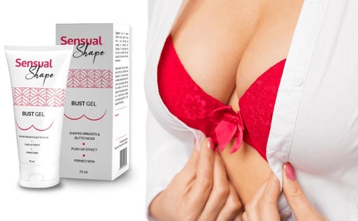 SENSUAL SHAPE na powiększenie piersi: SKUTECZNE POWIĘKSZENIE I UJĘDRNIENIE TWOICH PIERSI!