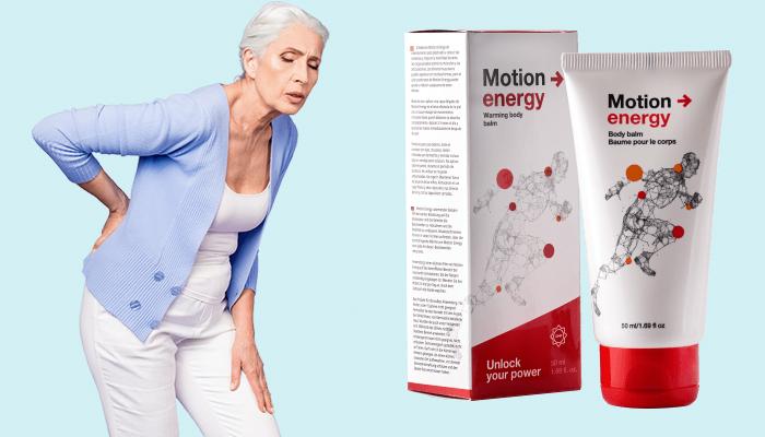 Motion Energy do stawów: to skuteczny środek na osteochondrozę, osteoartrozę i wszelkie urazy