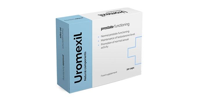 Uromexil na zapalenie gruczołu krokowego: eliminacja objawów zapalenia gruczołu krokowego bez wychodzenia ze strefy komfortu!