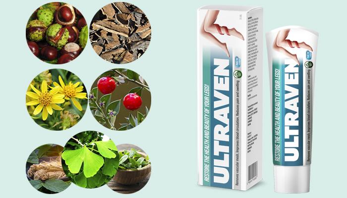 ULTRAVEN przeciw żylakom: eliminuje przyczyny i skutki żylaków