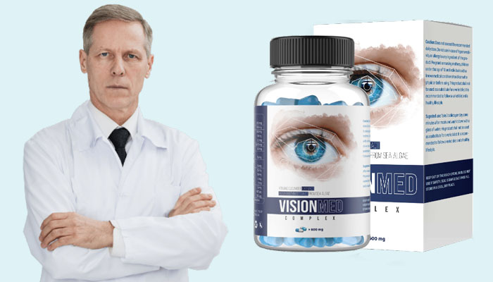 VisionMed Complex przywrócić wzrok: odzyskaj idealny wzrok i zapomnij o soczewkach lub okularach!