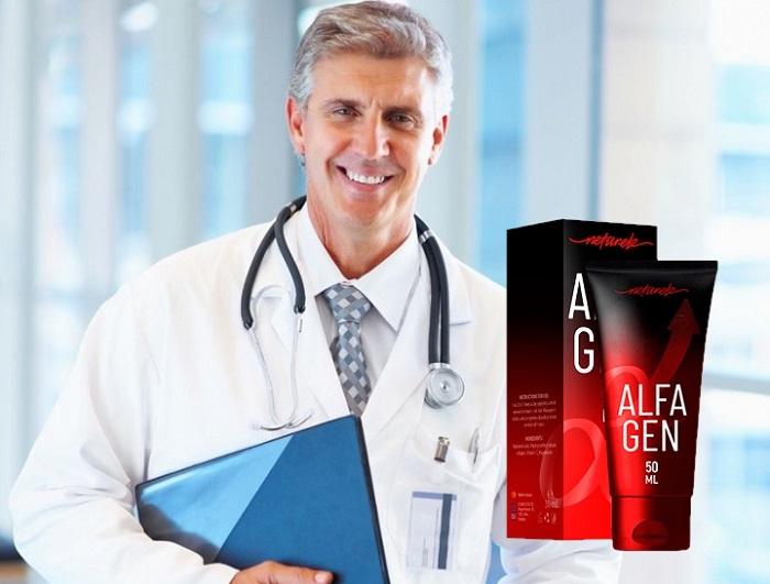 Alfagen do powiększania penisa: zamienia mężczyznę w dzikiego samca!