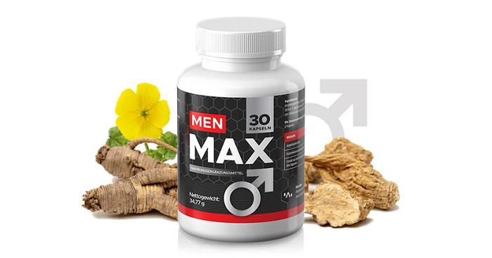 MenMax na potencję: dla ekstremalnej sprawności seksualnej!