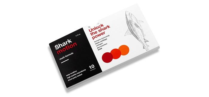 Shark Motion na stawy: dla aktywnego życia bez bólu stawów!