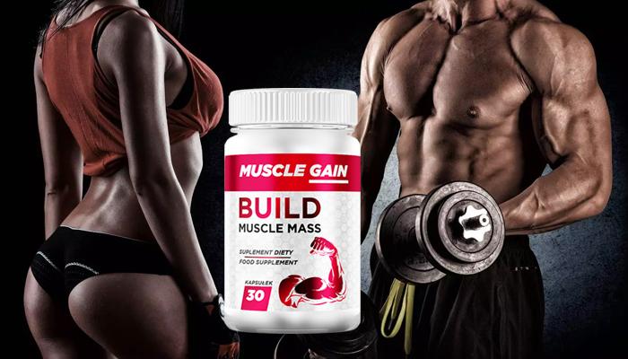 Muscle Gain zwiększyć masę mięśniową: zadbaj o siebie i zdobądź idealnie wyrzeźbione ciało!